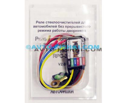 Реле регулятор паузы передних дворников RPC-3.1